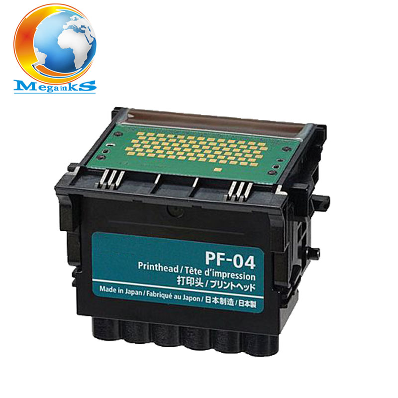 PF-04 PF 04 PF04 Printhead For Canon IPF650 IPF655 IPF750 IPF755 IPF786 IPF781 IPF686 IPF681 Printer Head 1 pc pf04 printhead resetter for canon ipf650 ipf655 ipf750 ipf755 printer