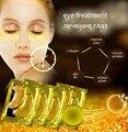 4 Pairs AFY Oro Colágeno Cristalino Del Polvo Del Oro Máscara de Ojo Cristalina de Calidad Superior Anti-Envejecimiento Párpado Patch Humedad cristal