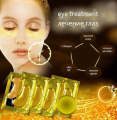 4Pairs AFY Gold Crystal Collagen Gold Powder Eye Mask Crystal Eye Mask Top Quality Anti Aging Eyelid Patch Moisture Crystal
