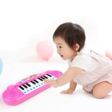 ELectronic Piano Toy Musical Instrument 32*9cm 22 Keys Mini Electronic Keyboard For Kid Gifts