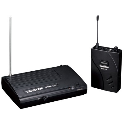Free Shipping New TAKSTAR WPM 100 WPM100 Update In Ear Stage Wireless Monitor System Transmitter Receiver