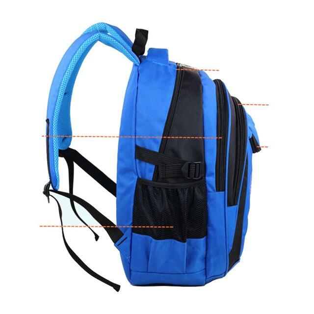 Grade 1-6 children school bags for teenagers boys girls big capacity school backpack waterproof satchel kids book bag mochila School Bags