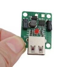 USB, зарядное устройство солнечной Мощность Зарядное устройство регулятор понижающий контроллер с источником питания от постоянного тока, 6 V-20 V 18V 5V 2A Панели солнечные регулятор складная сумка для хранения с крышкой винта