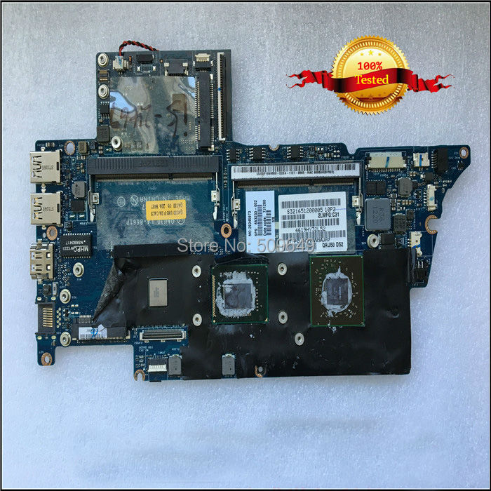 Top quality , For HP laptop mainboard ENVY4 ENVY6 693233-002 laptop motherboard,100% Tested 60 days warranty top quality for hp laptop mainboard dv7 dv7 4000 630984 001 hm55 laptop motherboard 100% tested 60 days warranty