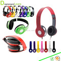 Over Ear Headsets, Adjustable 3.5mm Stereo Mini Headphones For iPhone Samsung MP3/4 Tablet Computer PC for Girls, Boys, Children