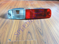 1 PC RH Tail Bumper Fog Light For Mitsubishi Pajero NP 2002 2006
