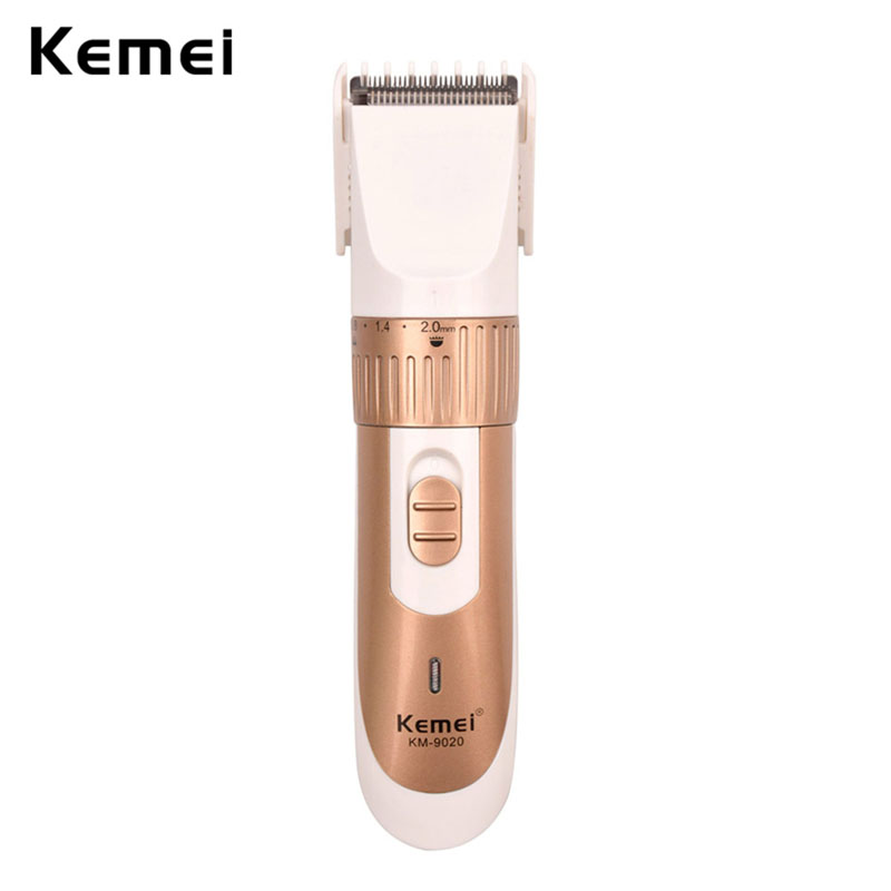 Kemei 220-240V Electric Hair Cutting Rechargeable Hair Trimmer Men Beard Trimmer Shave Razor Haircut professional Clipper Kit 110 240v multifunctional electric hair trimmer rechargeable hair clipper haircut beard trimmer razor for adult men led display