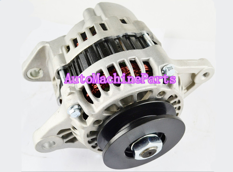 Forklift Spare Parts Alternator For mitsubishi F18C/S4S In Stock 32A68-10201 sea scenic eco friendly polyester shower curtain