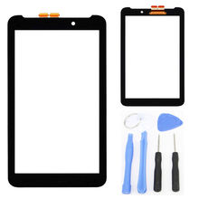 For Asus Fonepad 7 2014 FE170CG ME170C ME170 K012 Black Touch Screen Panel Digitizer Sensor Glass Replacement+Tools