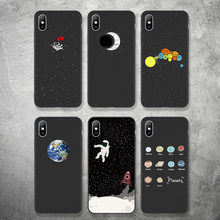 USLION 3D Cartoon Phone Case For iPhone 7 Plus X XS Max XR Soft TPU Silicon Cover Cases For iPhone X 8 7 6 6S Plus 5 5s SE Coque(China)