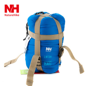 Image 4 - NatureHike New Arrival Outdoor Envelope Ultralight Hiking Camping Mini Ultra Small Size 1900mmx750mm Sleeping Bag