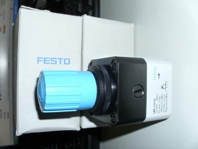 LRP-1/4-2.5 Order No. 162834 original German import FESTO pneumatic components [sa] new original authentic special sales festo regulator lrp 1 4 2 5 spot 162834