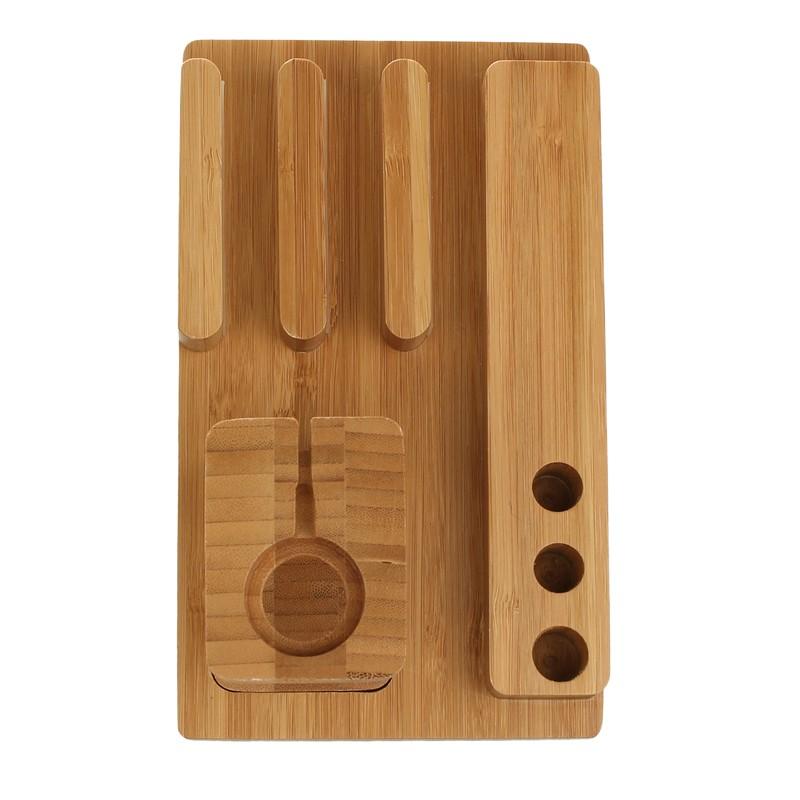 wood holder 4