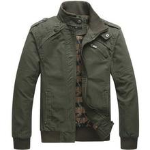 Men's outerwear Men's Casual jackets cotton
