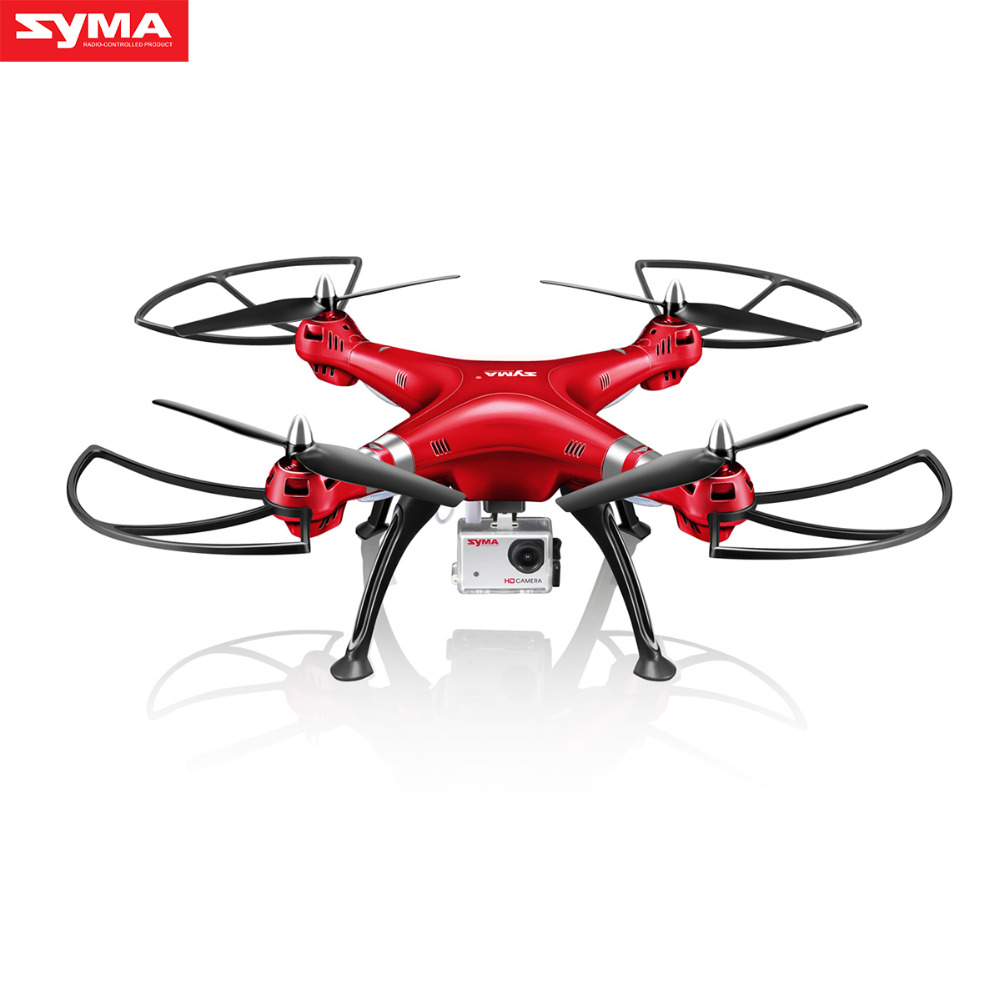 SYMA Official X8HG RC Drone with Camera HD 8MP Helicopter Remoto Control Quadrocopter Quadcopter Dron Drones flight simulator цена