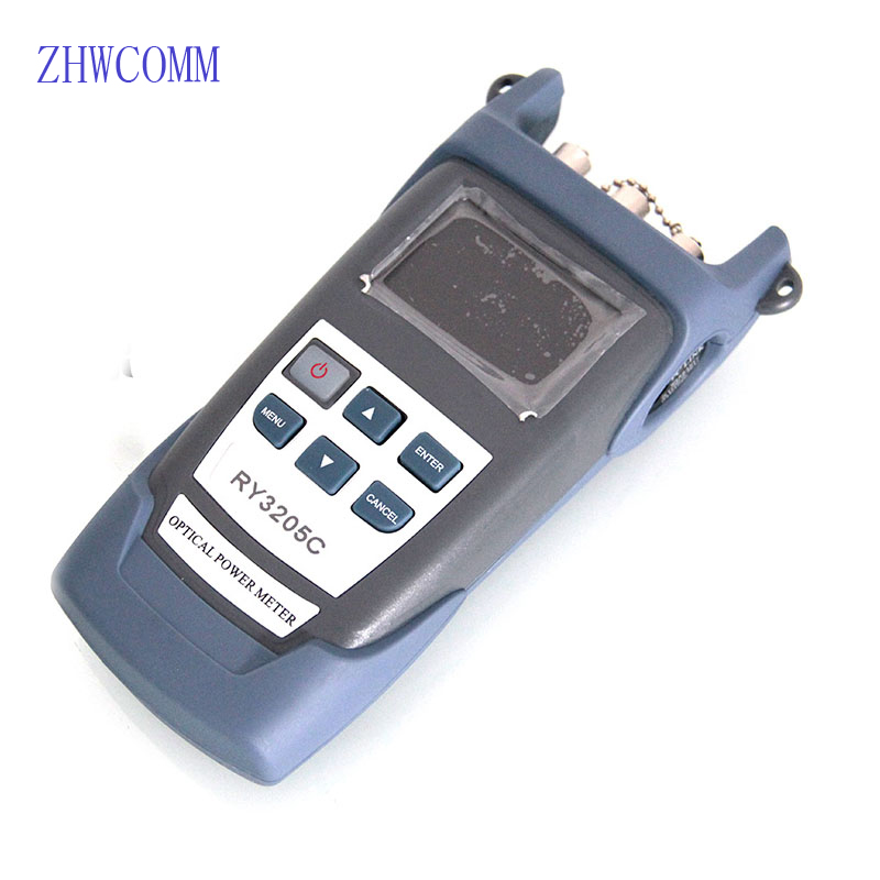 ZHWCOMM Handheld Accuracy +10 nW RY3205c Red Light Source + Optical Power Meter + Laser Light Source All-in-One VFL BY DHLZHWCOMM Handheld Accuracy +10 nW RY3205c Red Light Source + Optical Power Meter + Laser Light Source All-in-One VFL BY DHL