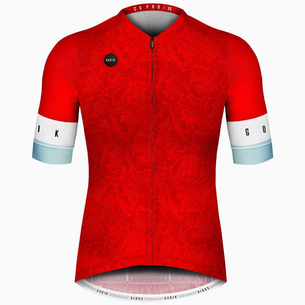 Men Cycling Jerseys Ropa Ciclismo Short Sleeve Cycling Clothing Classic Bicycling Clothes Summer Bike Wear MTB