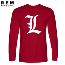 Death Note T Shirt Long sleeve (7 colors)