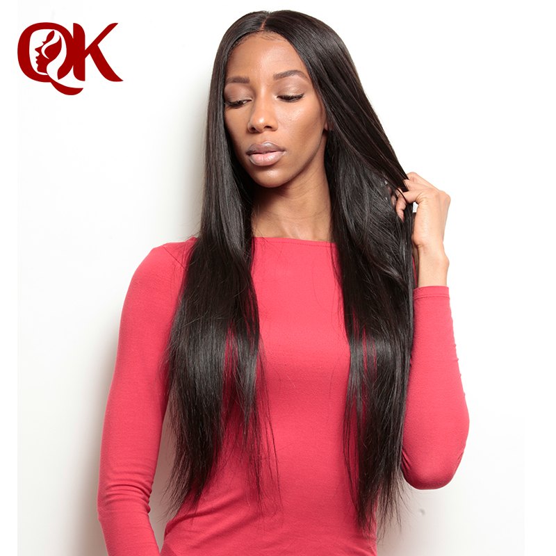 QueenKing font b Hair b font Peruvian font b Hair b font Silky Straight Nature Color