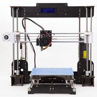 3D Printer i3 Part Impresora 3D Kit 3D Drucker Cheap Printers Heated Aluminium Alloy Hotbed Germany UK,USA Stock