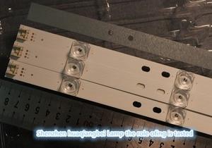 Image 4 - חדש לגמרי LED תאורה אחורית רצועת עבור LG 32LB563V 32LB563B 32LB563D 32LB563U 32LB563Z טלוויזיה תיקון LED תאורה אחורית רצועות ברים AB רצועת
