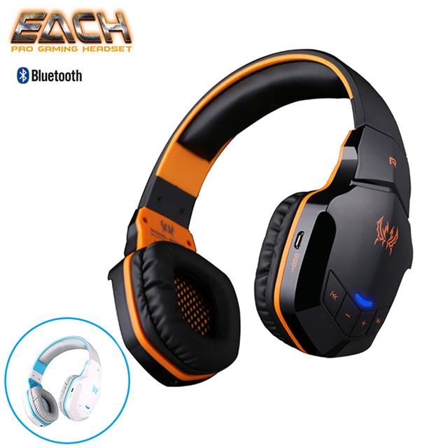 67446110733 KOTION EACH Earphones Wireless Bluetooth Headset Gaming Headphones for  Phone Stereo Sports Headphone Earphone with Mic Wireless