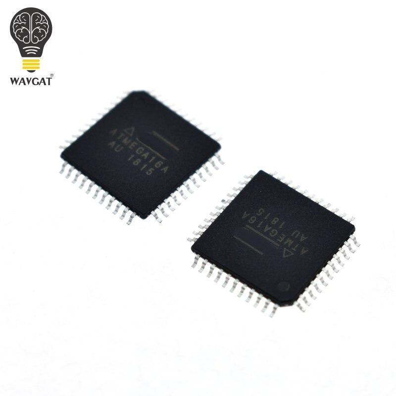 5pcs MCU IC ATMEL TQFP-44 ATMEGA16A-AU ATMEGA16A NEW