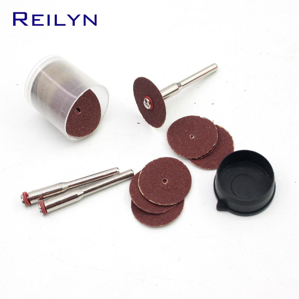 Abrasive Sand Paper Ring Sand Paper Wheel Grinding Bits Polishing Roller Peeling Wheel Sand Paper Plate Polishing Bits