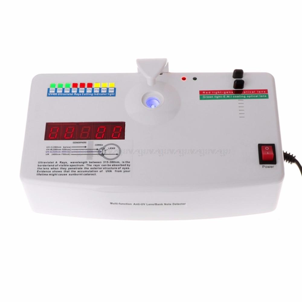 цены на Optical Lens Anti-radiation Ultraviolet Ray UV Tester Detector Measurer 13B 220V Au11 Dropship в интернет-магазинах