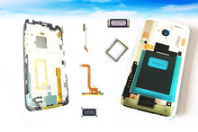купить Original For Blackberry Torch 9800 LCD Display   with Touch Digitizer Assembly with Frame 001 version Free Shipping w tools по цене 1042.77 рублей