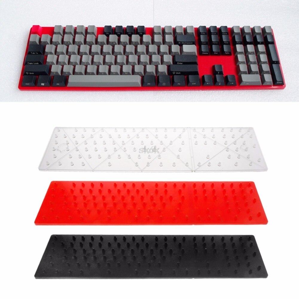 108 клавиша механическая клавиатура Keycap доска хранения Keycap разобраться инструмент MAY11 дропшиппинг ...
