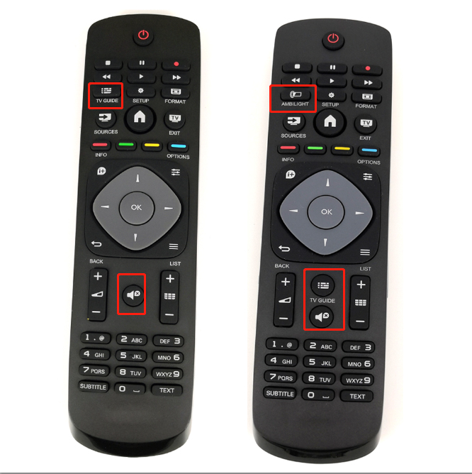 New Original 398GR8BD6NEPHT For Philips Smart LCD LED TV Remote Control