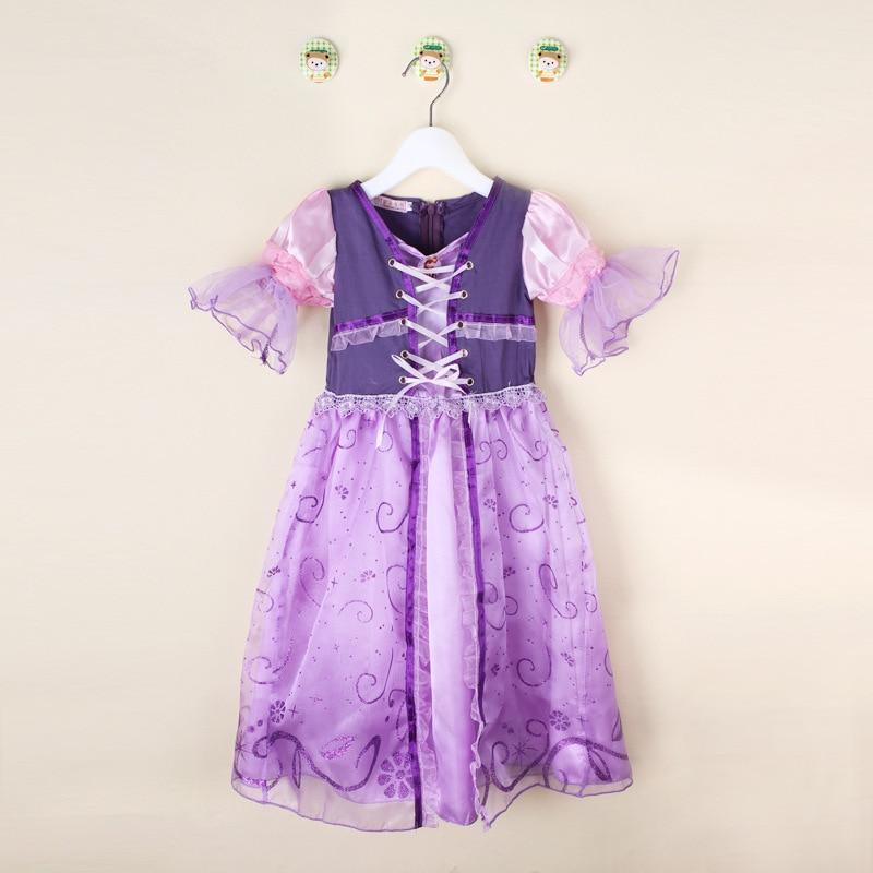 Nueva alta calidad vestido de la princesa sofía para bebé chicas ...