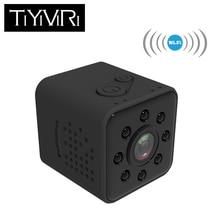 SQ23 HD WIFI mini cámara pequeña cámara 1080P Sensor de vídeo visión nocturna videocámara Micro cámaras DVR grabadora SQ 23