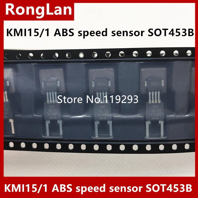 BELLA ORIGINAL KMI15 1 ABS Hall sensor magnetic sensor reluctance speed sensor SOT453B 20pcs lot
