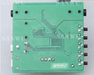 Image 5 - Adaptador receptor Bluetooth inalámbrico, decodificador de Audio, USB, DAC, tarjeta TF, 3,5 MM, AUX, para altavoz de casa, reajuste DIY