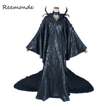 Movie Maleficent Cosplay Costume In Wome