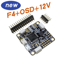 Betaflight F4 STM32 Flight Controller Board Built In OSD With 12v Power Supply For Mini Racing