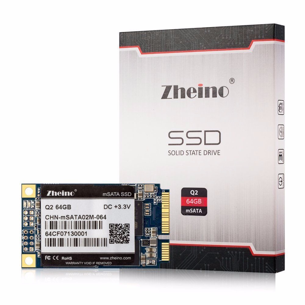 Zheino Q2 mSATA 64GB 128GB 256GB SSD SATA3 Solid State Drive 256GB SSD FOR Computer Laptop Desktop Mini PC Tablet zheino q1 msata sata iii 6gb s ssd 60gb ssd solid state drive mlc flash storage devices disk for desktoo laptop