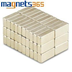 100 piezas fuerte imanes de bloque 10mm x 5mm x 3mm raras tierra imanes de neodimio N35