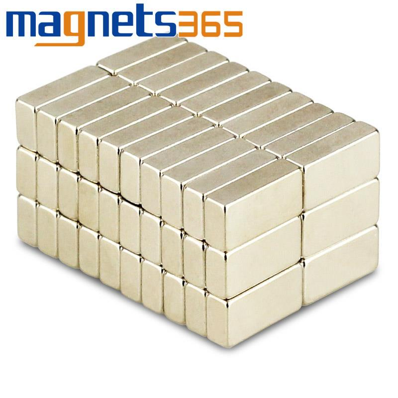 100pcs Strong Block Magnets 10mm x 5mm x 3mm Rare Earth Neodymium Magnets N35 цена