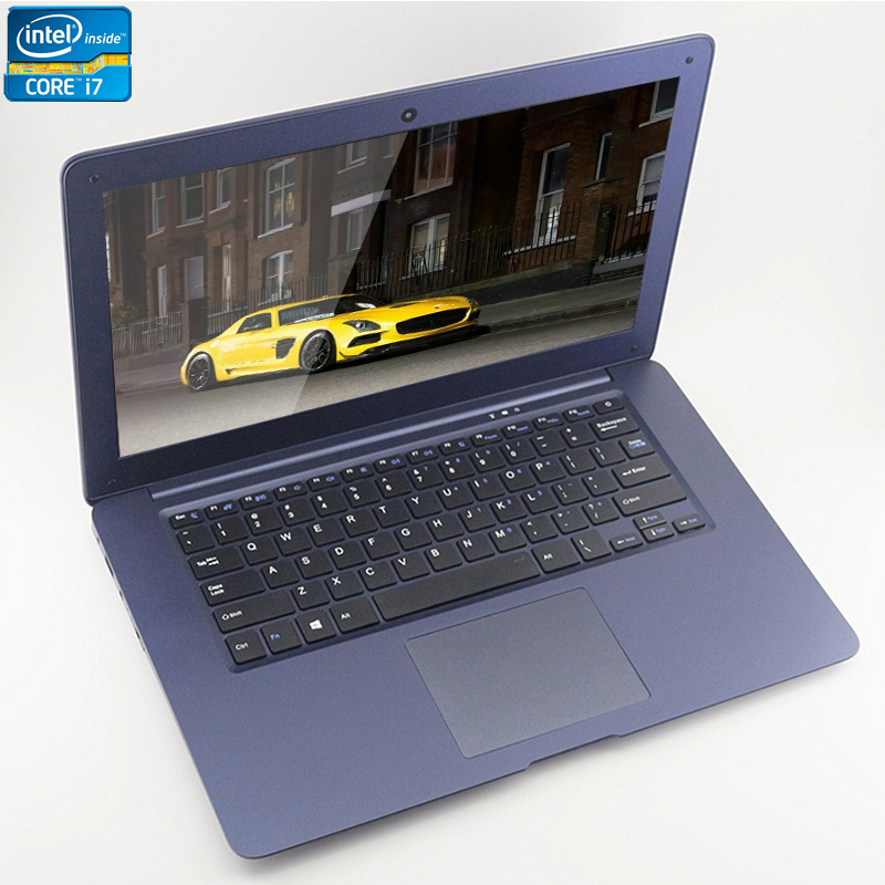 Intel Core i7 CPU 14inch 4GB 240GB 750GB Ultimated Bundle Windows 7 10 System 1920X1080P FHD