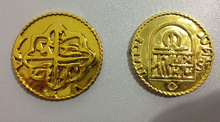 New 2015 cool fancy 100pc plastic Spanish pirate treasure gold coins props toys for Halloween party cosplay kids fun hours
