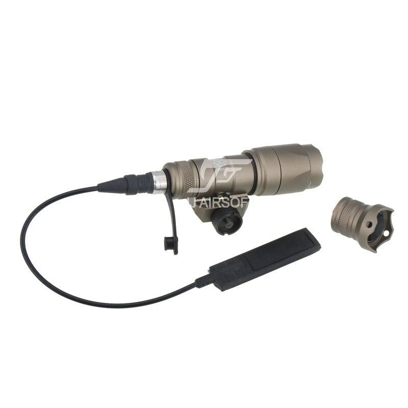 Элемент SF M300 MINI SCOUT СВЕТ (Тан) m300A светодиодный мини Scout фонарик Бесплатная доставка (ePacket/Гонконг воздушной почтой) ...