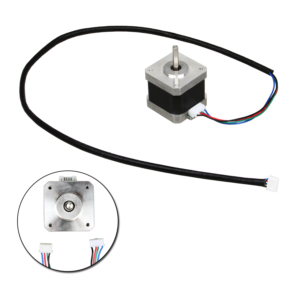 5pcs Lot 700mm Long 3d Printer Stepper Motor Wire A50 Wiring