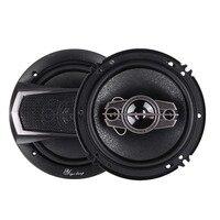 1 Pair 6 Inch 600W 4 Way Car Coaxial Hifi Speaker Vehicle Door Auto Audio Music Stereo Full Range Frequency Loudspeaker