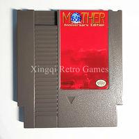 닌텐도 NES 게임 어머니 주년 기념 에디션 비디오 게임 카트리지 콘솔 카드 미국/EU 유니버설 영어 버전