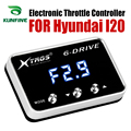Автомобильный электронный контроллер дроссельной заслонки гоночный ускоритель мощный усилитель для Hyundai I20 Тюнинг Запчасти аксессуар