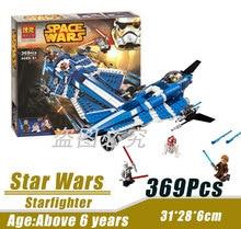Bela 10375 Star Wars Space Wars Custom Jedi Star Fighter Minifigures Building Block Minifigure Toys Compatible with Legoe