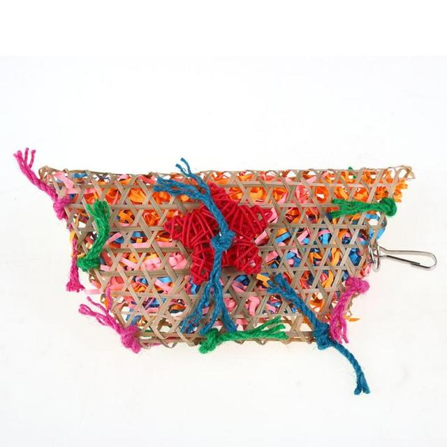 Colorful Bamboo Weave  5